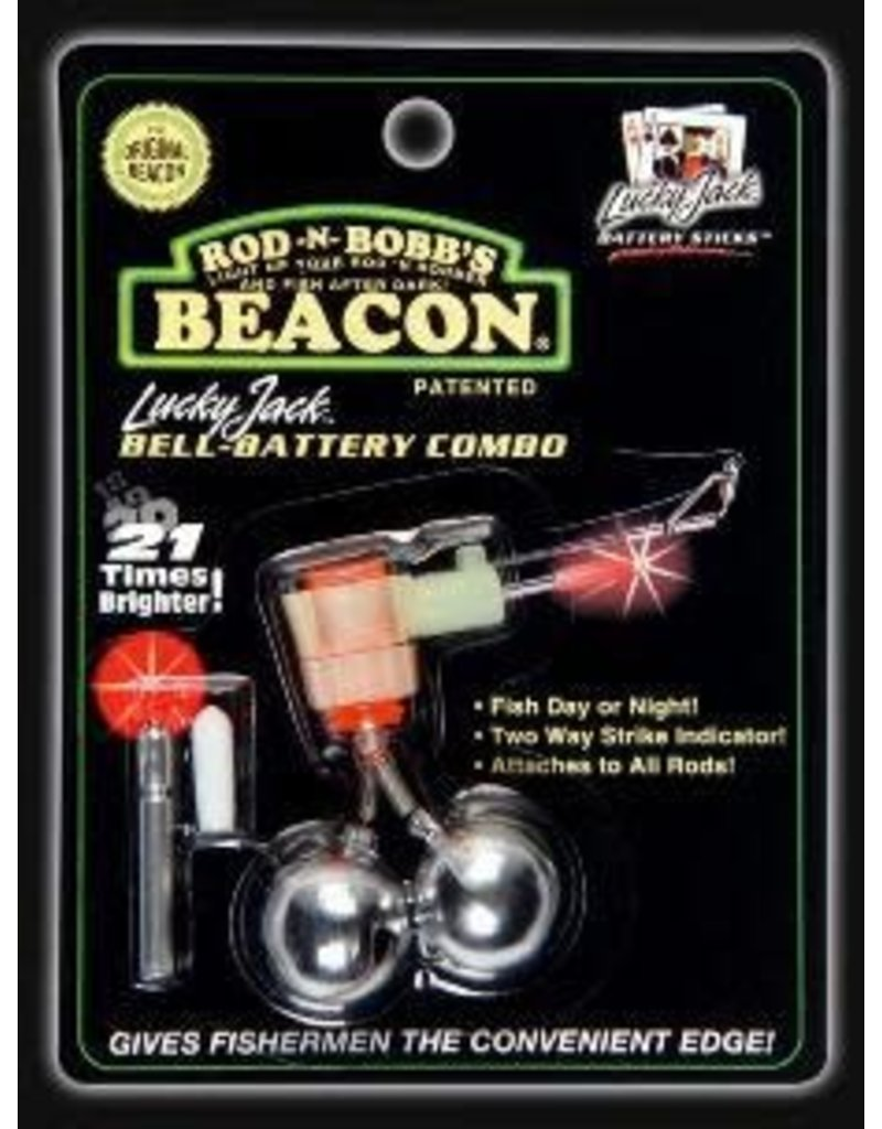 Rod N Bobb's BELL BATTERY COMBO