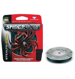SpiderWire (Pure Fishing) SCS20G-300 SpiderWire Stealth Moss Green 20/8 300yd - S