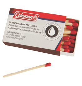 Coleman Company MATCHES WATERPROOF C008