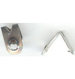 Macks 90100 Macks Herring Nose Clip Slv