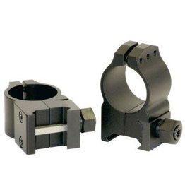 Warne Scope Mounts 1 inch Tactical High Matte Rings