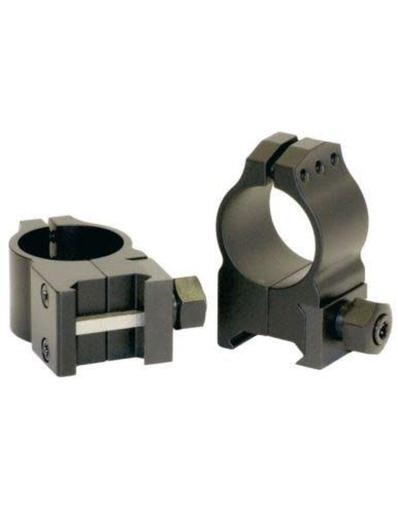 Warne Scope Mounts 1 inch Tactical High Matte Rings