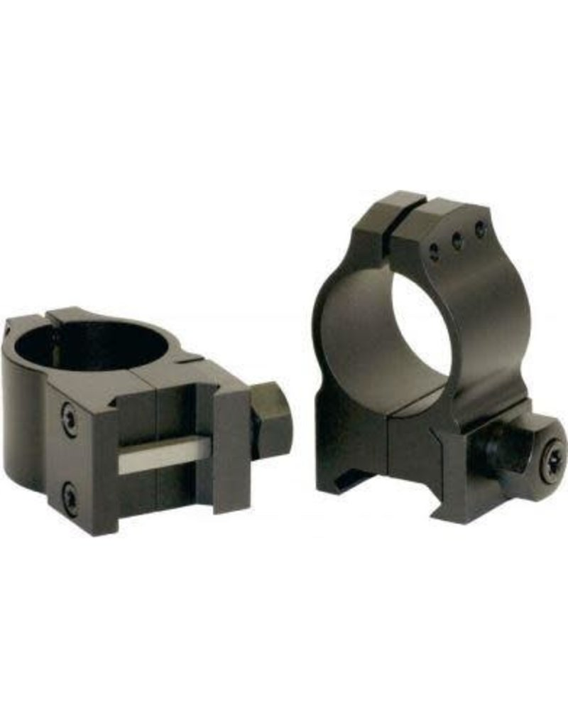Warne Scope Mounts 1 inch Tactical Med Matte Rings
