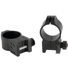 Warne Scope Mounts 30mm Tactical Ultra High Matte Rings