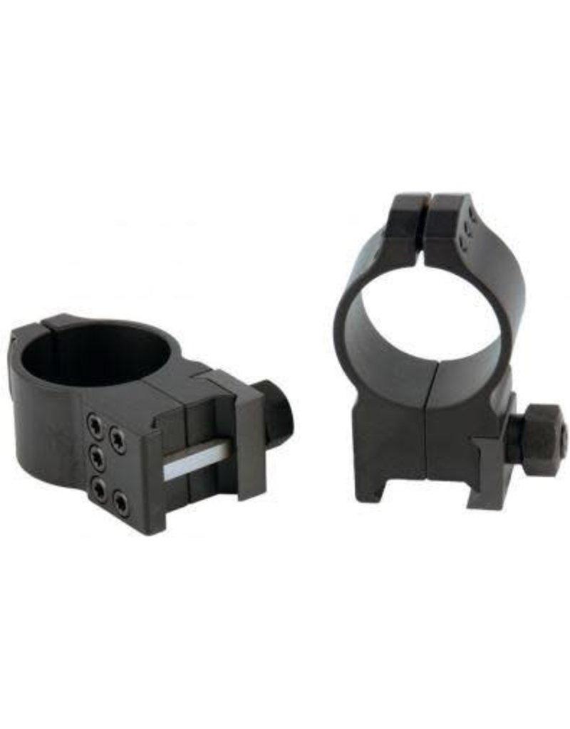 Warne Scope Mounts 30mm Tactical Ultra High Matte Rings