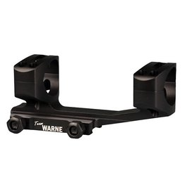 Warne Scope Mounts Warne XSKEL1TW 1-Piece Gen 2 Extended SKEL MSR Scope Mount