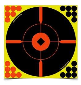 """Birchwood Casey 34015 Shoot•N•C® 12"""" Crosshair Bull's-eye Target - 5 targets"""