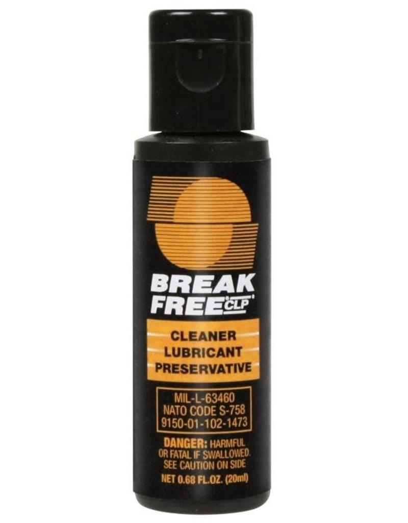 Break Free CLP161 Break Free's CLP-16  2/3 oz Squeeze Bottle