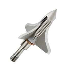 Trophy Taker, Inc Shuttle T-Lock Broadheads, Black, 100 Gr, 3 Pk