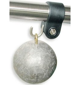 """Scotty Scotty 1148 Weight Hook, Boom Mount For 1-1/4"""" Booms"""