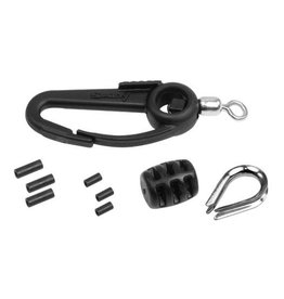 Scotty Scotty 1154 Scotty Snap Terminal Kit, includes Snap Hook, Bumper and