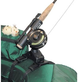 Scotty SCOTTY FLY ROD HOLDER W/FLOAT TUBE MOUNT