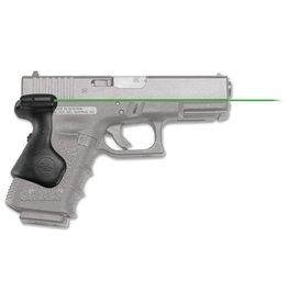 Crimson Trace Glock Third Gen-19,23,25,32,38 - Green Lasergrips, Rear  Activation