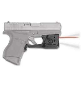 Crimson Trace CRIMSON TRACE LL-803 LASERGUARD PRO RED LASER/TACTICAL LIGHT FOR GLOCK 42/43