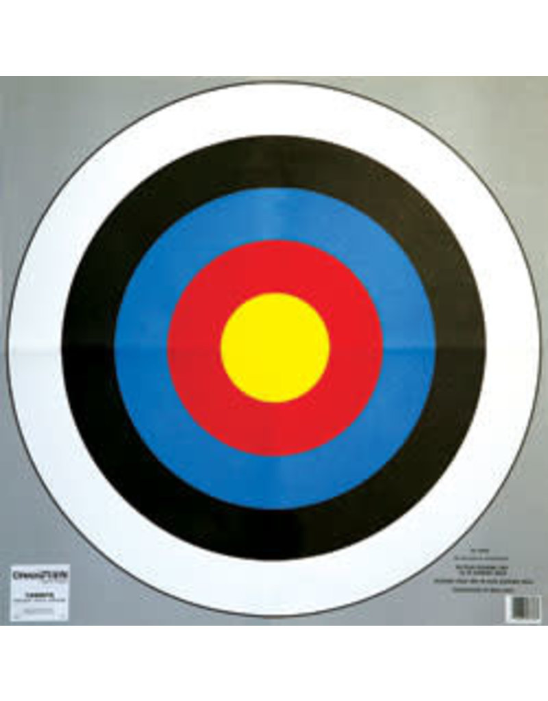 "Champion (Vista Outdoors) 24"" BULLSEYE (2/PK) Archery Targets"