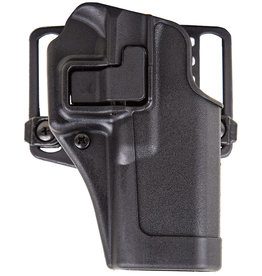 Blackhawk Products Group Blackhawk 410531BK-R Serpa CQC Holster XD Compact RH Black Matte