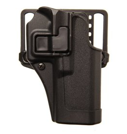 Blackhawk Products Group 410568BK-R Blackhawk Serpa CQC MT FNSH RH Glock 43