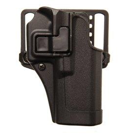 Blackhawk Products Group 410568BK-R Blackhawk Serpa CQC MT FNSH RH Glock 43