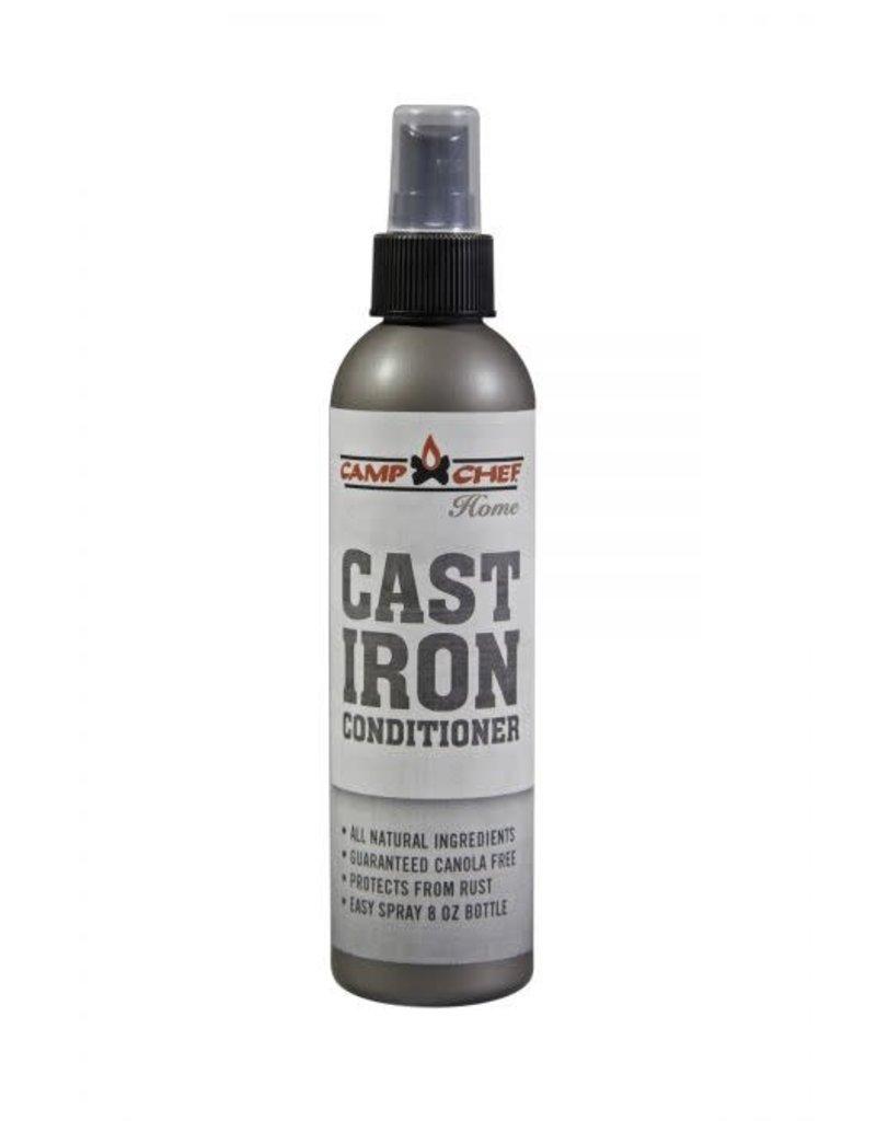 Camp Chef Camp Chef: Premium Cast Iron Conditioner (Spray on)