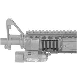 Blackhawk Products Group LO PRO RAIL CVR W/WIRE LM 5 SL BLACK-D