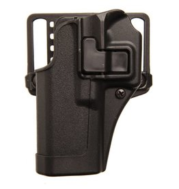 Blackhawk Products Group 410500BK-L Blackhawk Serpa CQC -MT FNSH-L GLOCK 17/22 /31