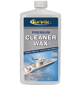 Star Brite One Step Cleaner Wax w/PTEF