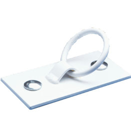 Dock Edge INC. Dock Edge Mooring Ring White