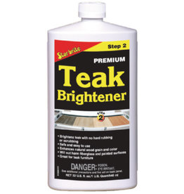 Star Brite Teak Brightener Quart