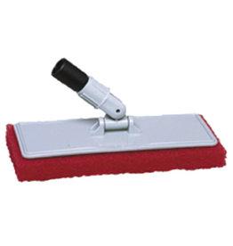 Star Brite Starbrite 40124 Flex Head Scrubber With Red Medium Scrub Pad