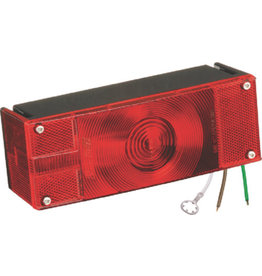 Weston Marine Tail Light LH Low Profile, Submersible