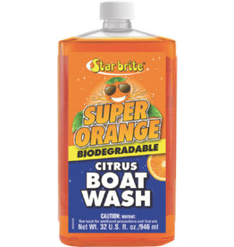 Star Brite Super Orange Citrus Boat Wash 32 oz.
