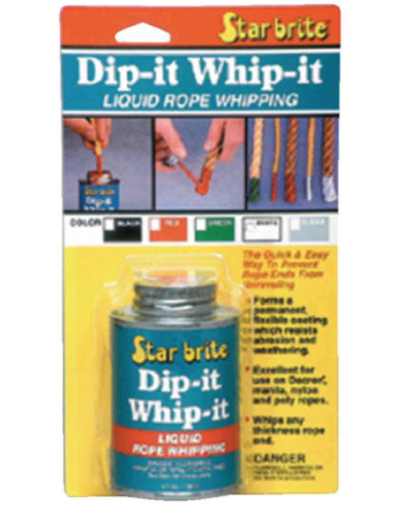 Star Brite Dip-It-Whip-It 4 oz. Black