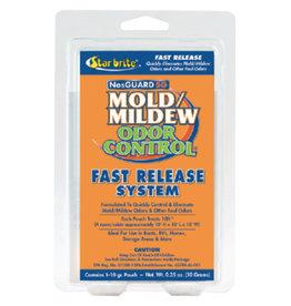 Star Brite M2DG Fast Release Mildew Odor Control Bags, 10 Grams