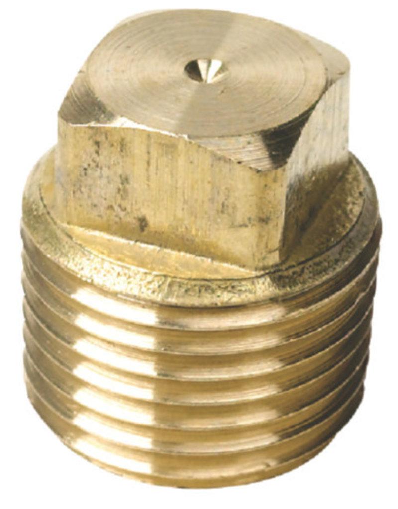 """Seachoice Brass Drain Plug (Plug Only) - 1/2"""""""