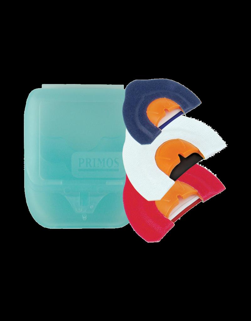 Primos 1650 Elk Mouth Call 3-Pak w/Mini Sonic Dome, Sonic Dome