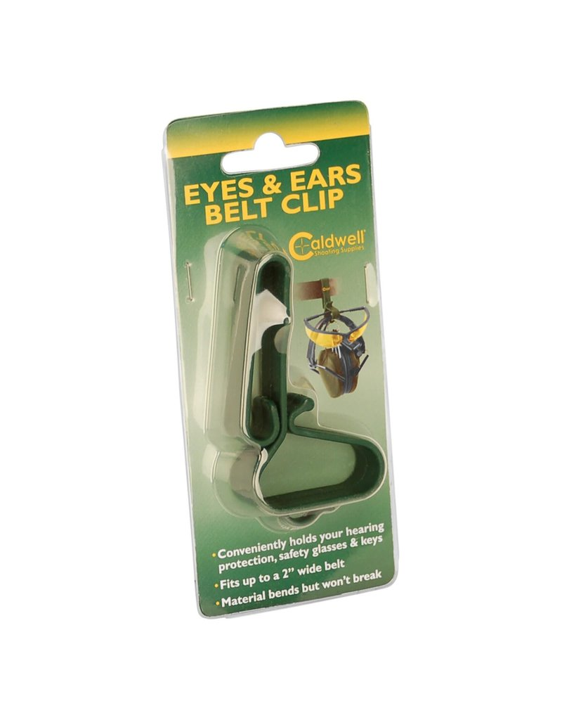 Caldwell 417600 Battenfeld Eyes and Ears Belt Clip