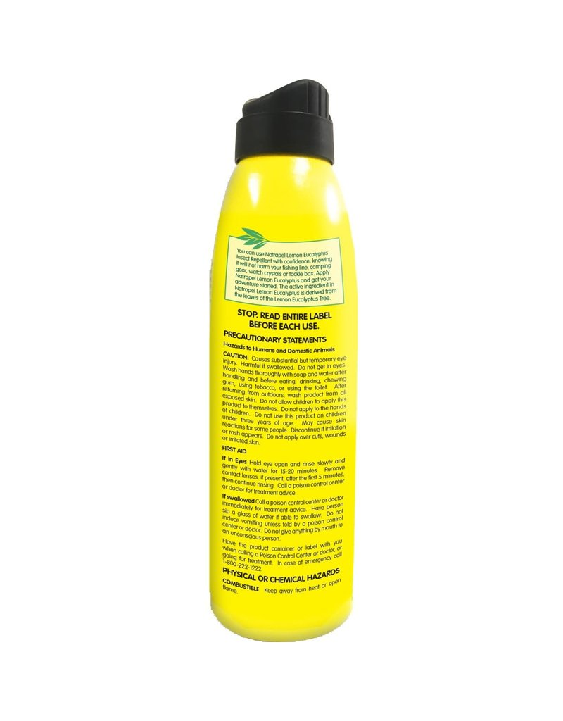 Adventure Medical Kits Natrapel Lemon Eucalyptus Spray
