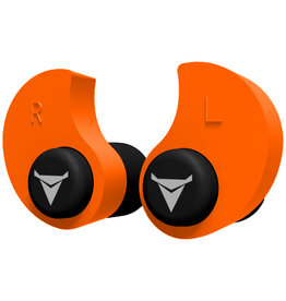 Decibullz Orange Decibullz Custom Molded Earplugs