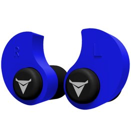Decibullz Blue Decibullz Custom Molded Earplugs