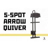 Escalade-Trophy Ridge 5-Spot Quiver Black