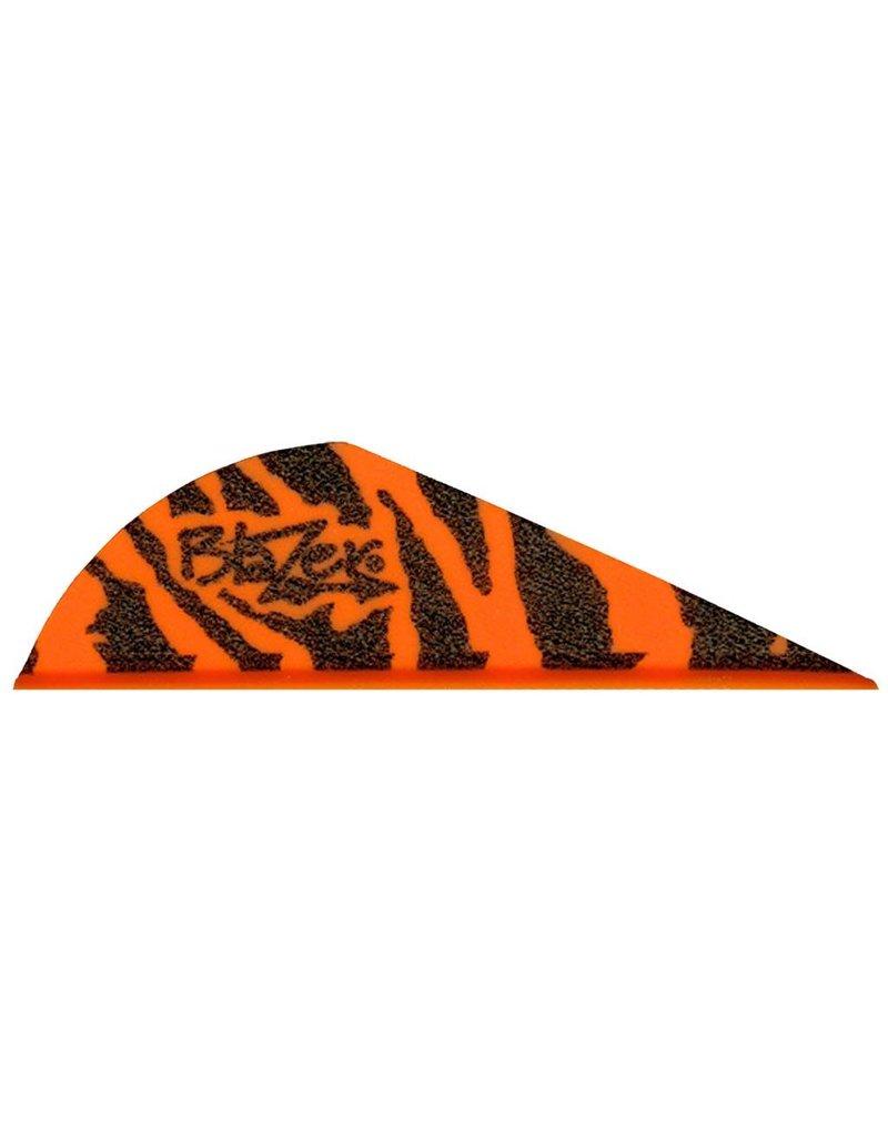 Bohning Company Bohning Blazer Vanes 36 pack (Orange Tiger)