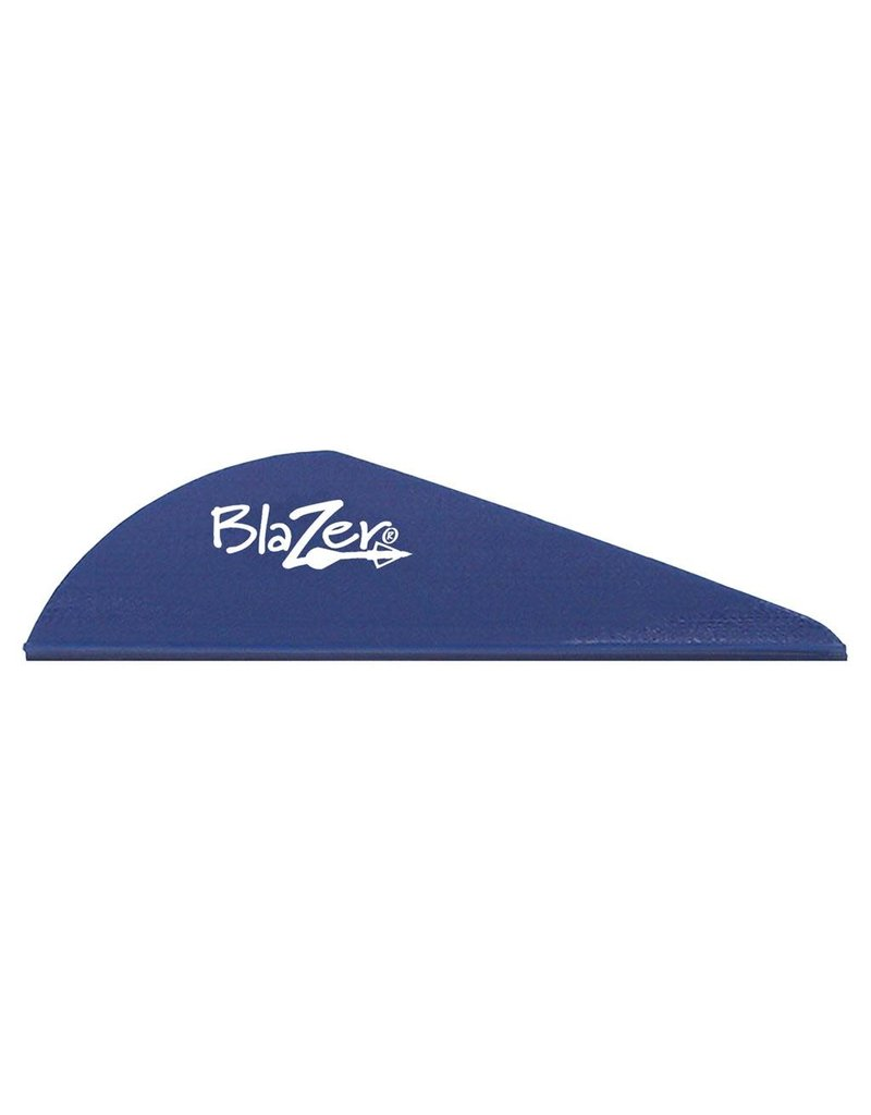 Bohning Company Bohning Blazer Vanes 36 pack (Blue)