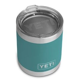 Yeti YRAM10 Rambler 10 oz Lowball River Green