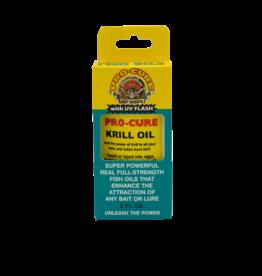 Pro-Cure PROCURE BAIT OIL 2 OZ  KRILL
