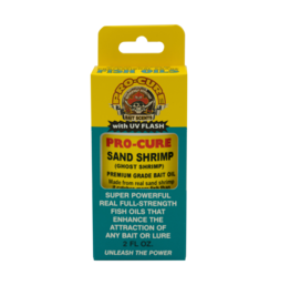Pro-Cure PROCURE BAIT OIL 2 OZ  SAND SHRIMP