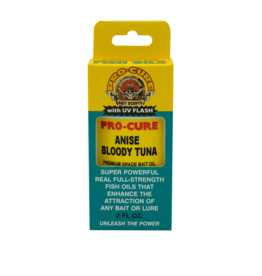 Pro-Cure Pro-Cure BO-ATU Bait Oil 2oz Anise/Bloody Tuna
