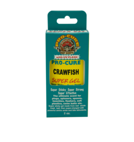 Pro-Cure Pro-Cure G2-CRW Super Gel, 2oz Crawfish