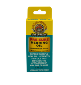 Pro-Cure PROCURE BAIT OIL 2 OZ  HERRING