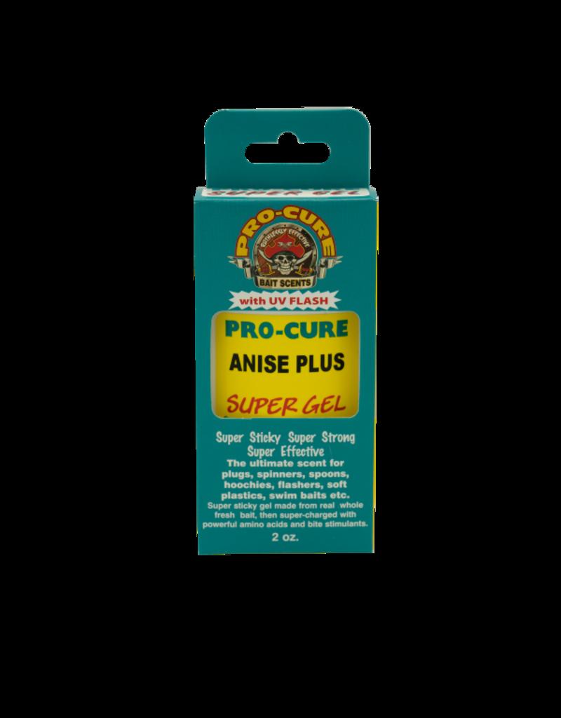 Pro-Cure Pro-Cure G2-NAN Super Gel, Anise Plus 2oz