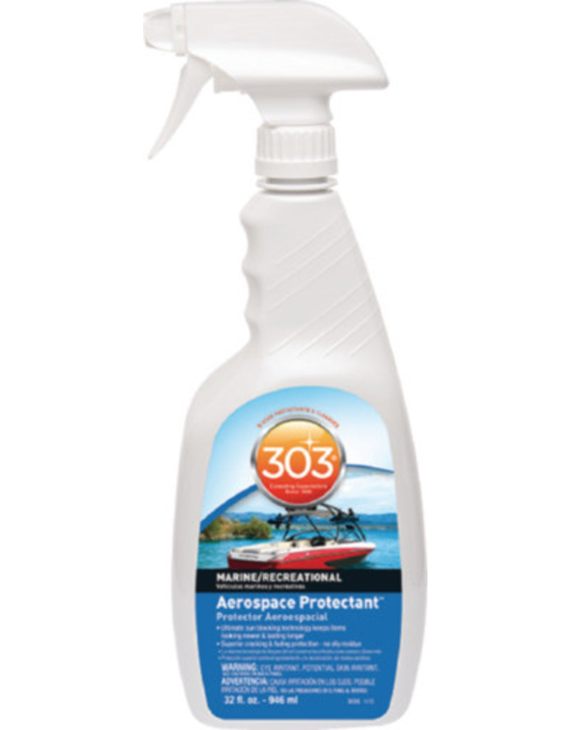 303 Products 303® 30306 Aerospace Protectant®, 32 oz. w/Pump Sprayer